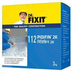 Buy Dr Fixit 15 Kg Pidifin 2k Best Prices Industrybuying