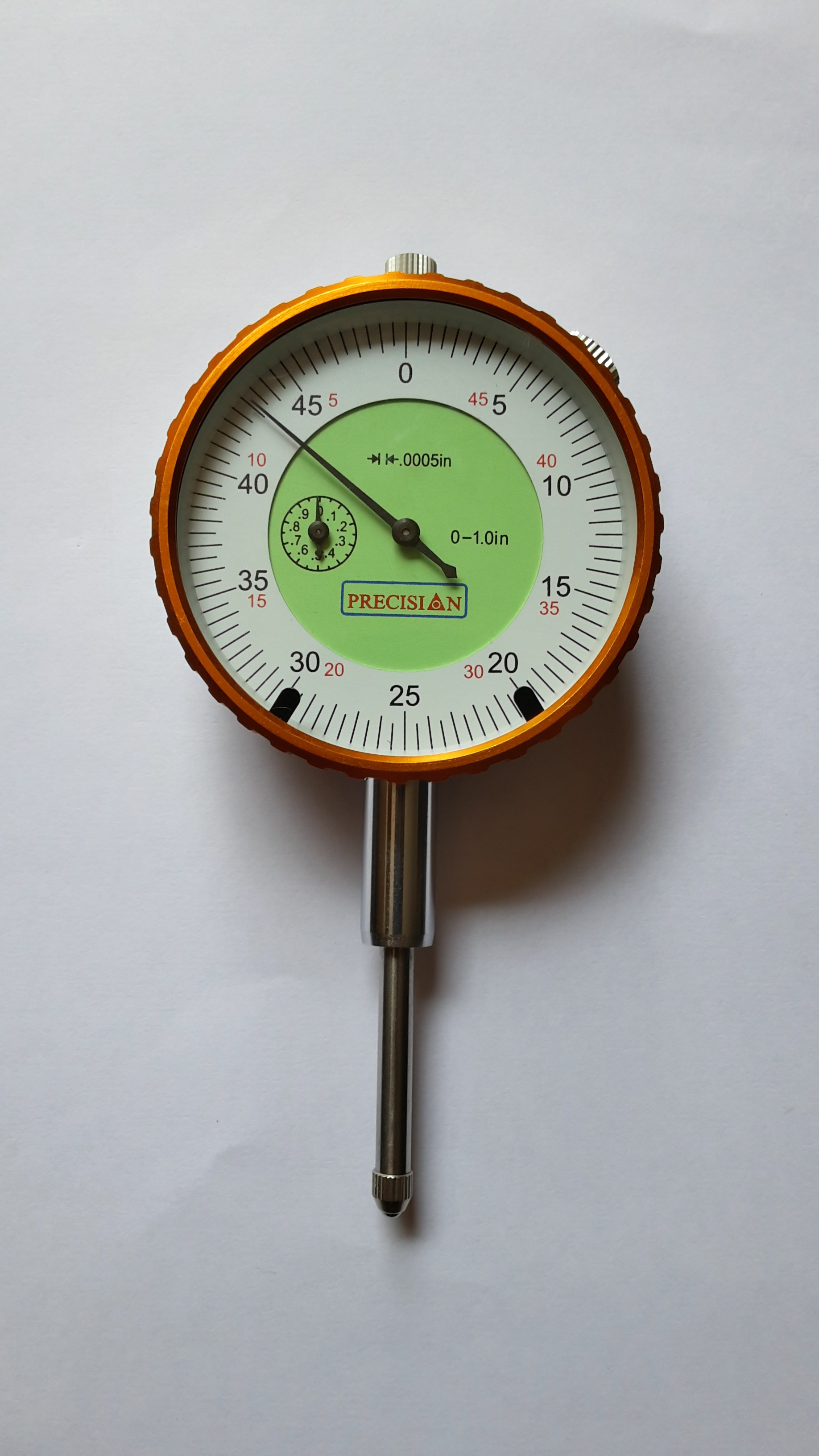 Dial Indicator Accessories : Buy precision mm plunger dial indicator best prices