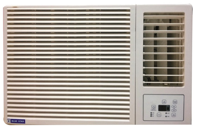 Blue star for 2 ton window ac 5 star rating