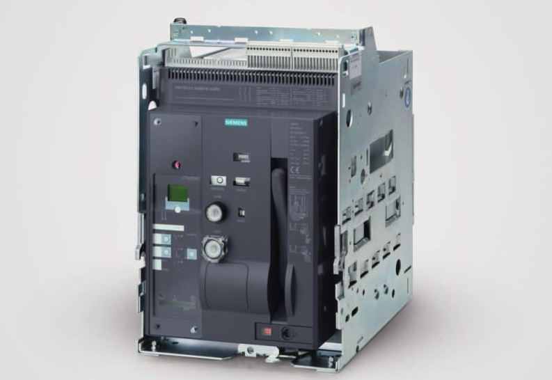 Buy Siemens 3wt8252 6ua34 5ab2 3 Pole Electrical Draw Out Air Circuit Breaker Rated Current