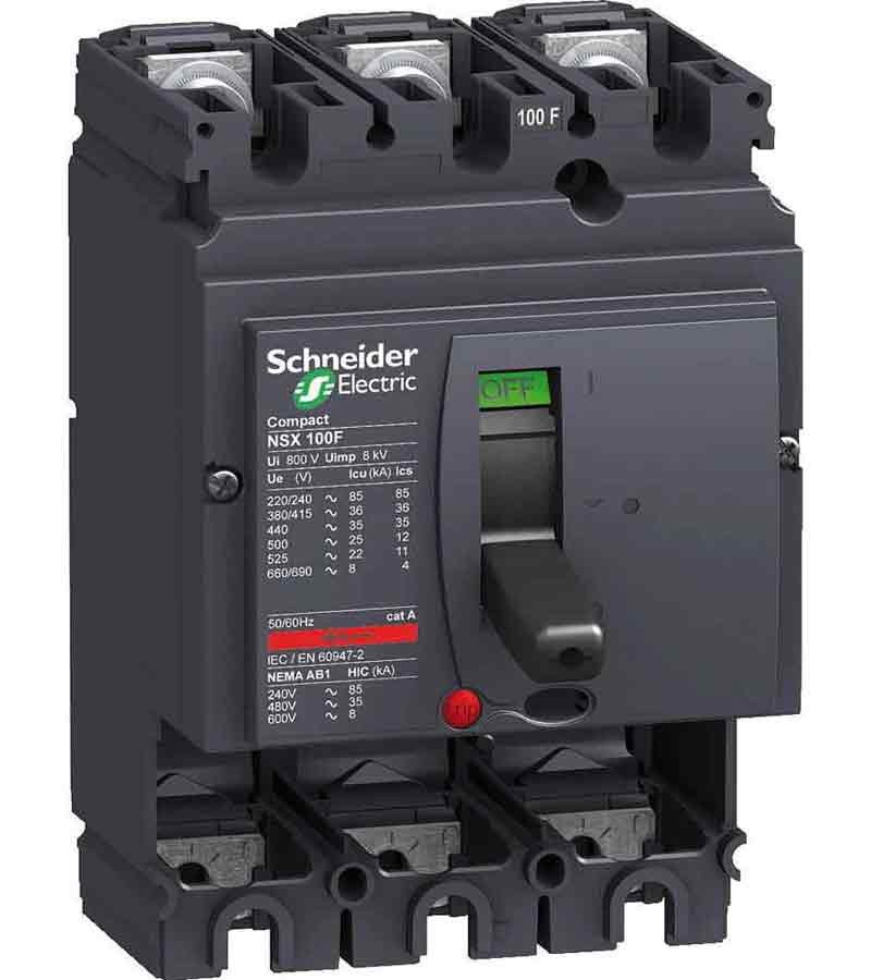 buy schneider lv510301 thermal mag ic trip 3 pole molded