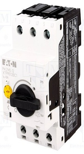 buy eaton motor protection circuit breaker 8 12a 3 pole