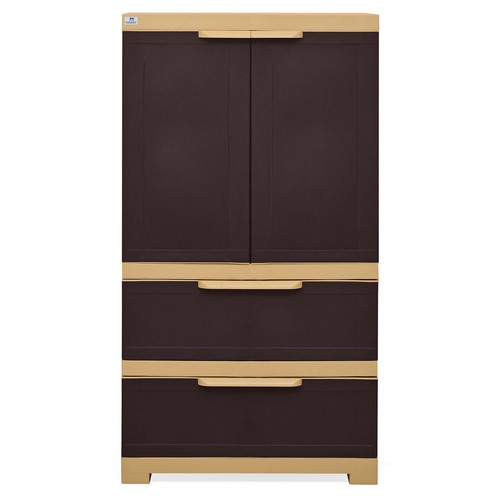 Buy Nilkamal Freedom Cabinet With 2 Drawers