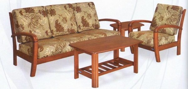 Buy Nilkamal Wooden Rockford Sofa Set Best Prices Industrybuying