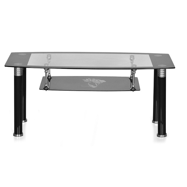 Buy Nilkamal Cosmic Black Square Center Table