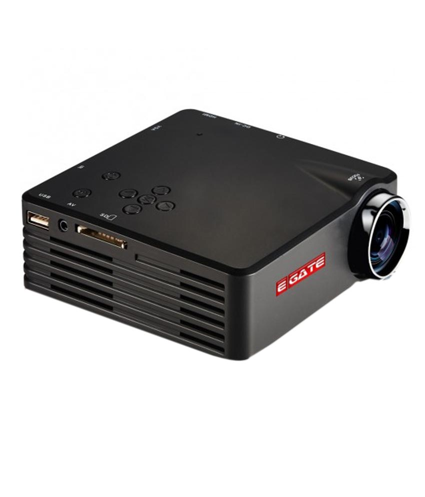 Miroir mp25 micro pocket projector with hdmi for Miroir projector
