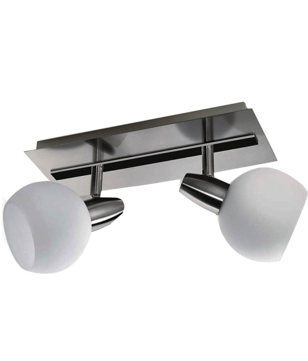 Buy Philips Matt Chrome Finish Decorative Ceiling Light @ Best Prices-Industrybuying