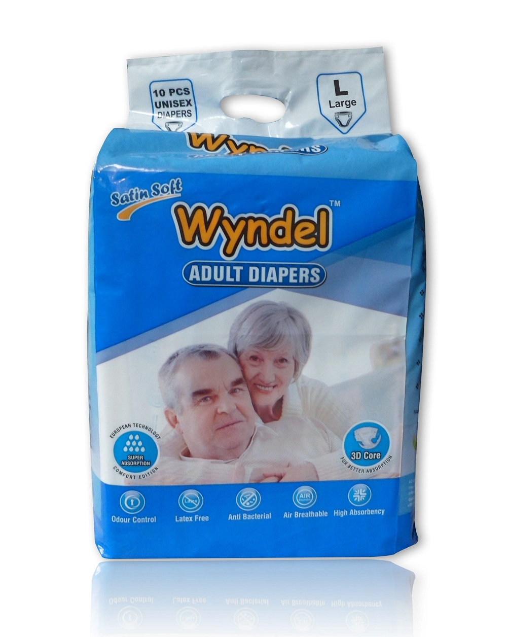 Medical adult supply home diaper