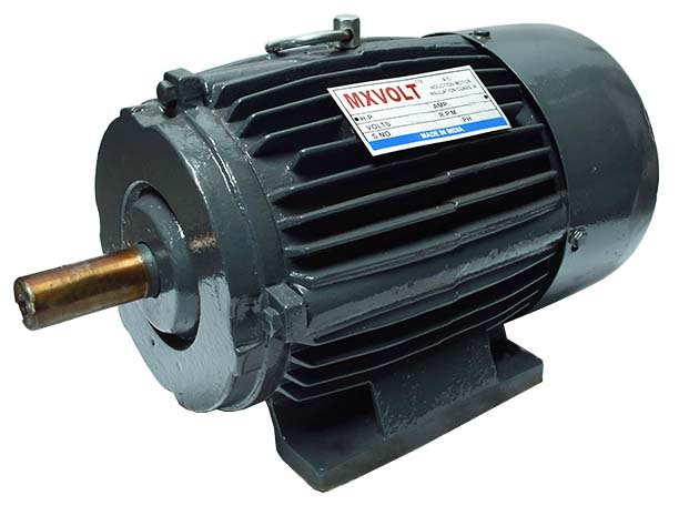 Buy mxvolt 3 phase 1 hp 4 pole foot mounted induction for 1hp 3 phase motor