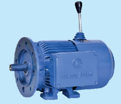 Buy bharat bijlee 3 phase 4 pole 7 5 hp s1 brake motor for 7 5 hp 3 phase motor
