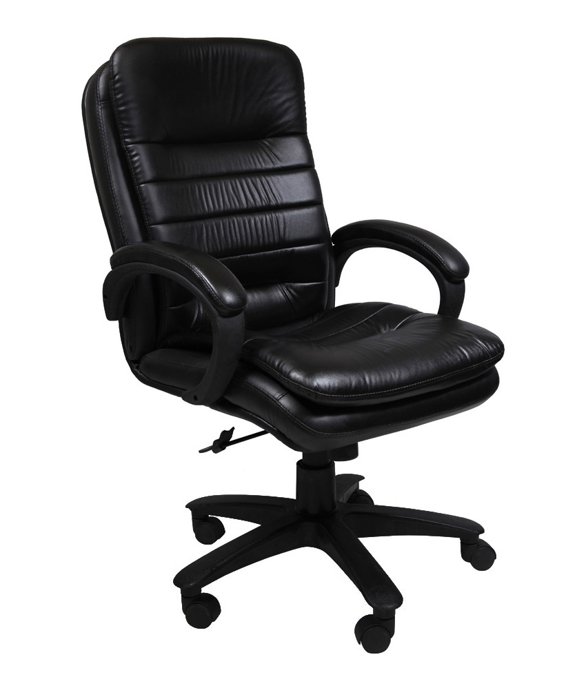 Buy Divano Black Color Modular Office Chair DM61 Best Prices Industrybuying