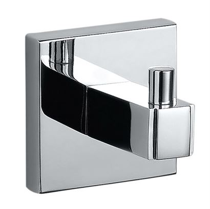Buy jaquar kubix prime robe hook akp chr 35791p best for Jaquar bathroom accessories online