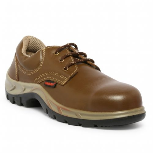 Buy Karam FS 61 8 No. Brown Steel Toe Safety Shoes @ Best Prices-Industrybuying