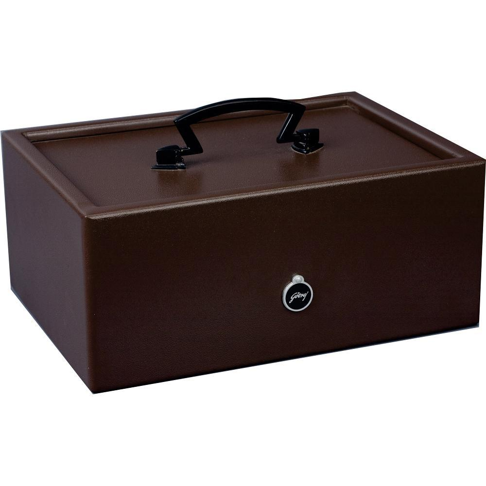 Buy Godrej Brown Cash Box Cntry Brn Best Prices Industrybuying