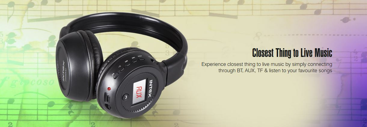 c77b79f77a0 Listen to music like never before with the elegant Jogger BT Headphone, that'll  make you listen to music in incredibly clear audio quality with stylish ...