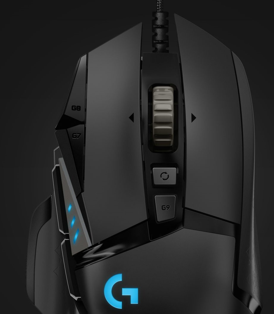 e23cf7d1e22 Select from a full spectrum of approximately 16.8 million colors and  synchronize lighting animations and effects with your other Logitech G  devices.