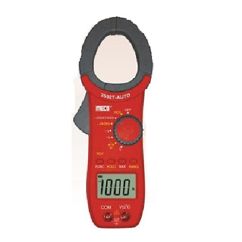 Gm Instruments Digital Clamp Meter : Meco