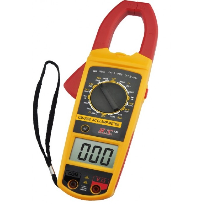 Electrical Measuring Instruments By Name : Buy htc cm digital ac clamp meter a v best