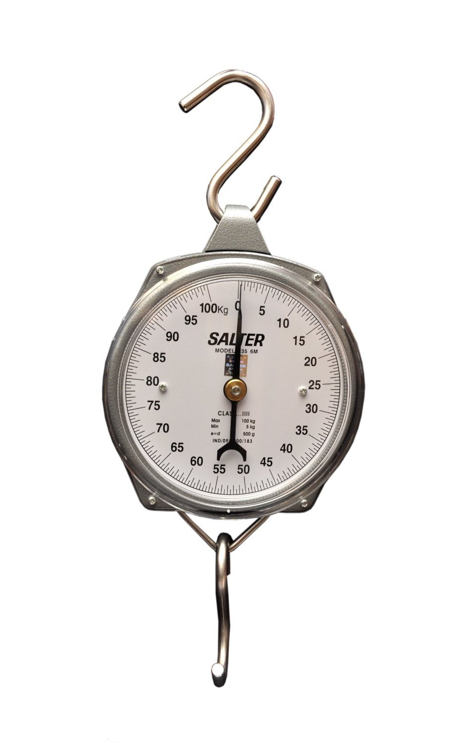 Quantity For Measuring Instruments : Buy salter m measuring capacity kg hanging scale