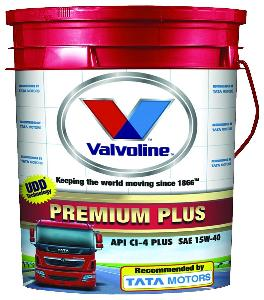 Buy valvoline 50 l heavy duty diesel engine oil premium for Best price motor oil