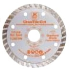JK Super Drive 110mm Diamond Cutting Blades-Grantile-Cut (Turbo Cutting)