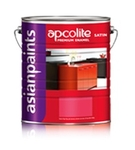 Asian Paints Apcolite Premium 500 Ml Satin Brown Satin Enamel