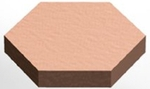 3M Synthetic Rubber (R25) Protective Product SJ5202 Brown