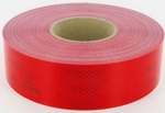 3M KE-CONSP 2 Inch X 50 Metres Red Colour Vehicle Marking Tape