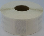 3M KE-CONSP 2 Inch X 50 Metres White Colour Vehicle Marking Tape