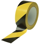 LTD Zebra(Yellow&Black Design) Floor Marking Tape 72MM*.16MM*27MTRS