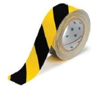 Ambey Floor Marking Tape (Width- 2 Inch, Colour- Yellow And Black)