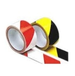 Ambey Floor Marking Tape (Width-2 Inch Colour- White And Red)