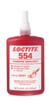 Loctite 554 Thread Sealant 250 Ml Bottle