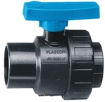 Finolex Size 63 Mm Two Nut Ball Valve