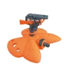 Spanco Plastic Impluse Sprinkler Butterfly Base SP-3020
