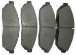 Rane Brake Disc Pad For Tata Indica Vista FDB/INDICA VISTA/1 (DSL)-R815