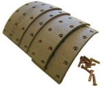 Rane Std. Brake Lining For Marshall/Trax Girling Assembly