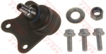 TRW Ball Joint For Skoda Fabia JBJ703