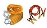 Oscar Tow Cable With Battery Wire Yellow