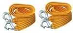 Oscar Tow Cable Yellow