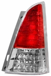 Zodiac Tail Lamp With Wire For Toyota Innova T-2 Z072-RCA-INR