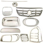 Prius Full Chrome Kit For Maruti Suzuki Alto