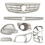 Prius Full Chrome Kit For Maruti Suzuki Alto K10 Type I