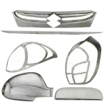 Prius Full Chrome Kit For Maruti Suzuki Alto 800