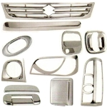 Prius Full Chrome Kit For Maruti Suzuki Eeco