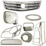Prius Full Chrome Kit For Maruti Suzuki WagonR