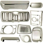 Prius Full Chrome Kit For Mahindra Bolero Type II