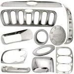 Prius Full Chrome Kit For Mahindra Scorpio I