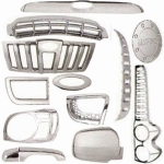 Prius Full Chrome Kit For Mahindra Scorpio III
