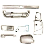 Prius Full Chrome Kit For Mahindra Xylo Type II